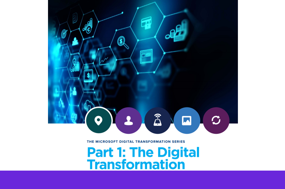 Microsoft Digital Transformation eBook Series