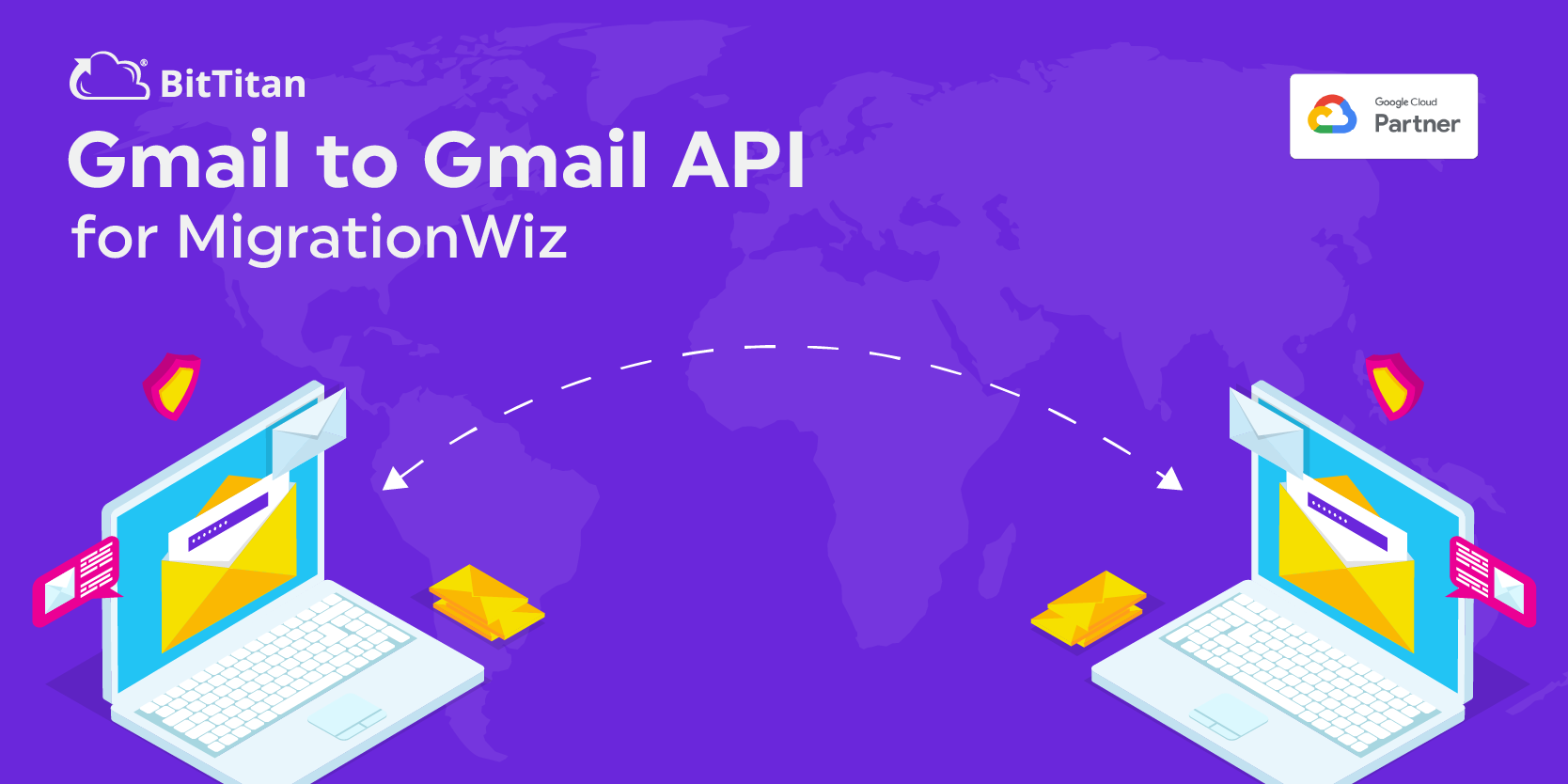Gmail to Gmail Migrations Are Faster and More Secure with MigrationWiz and the Gmail API