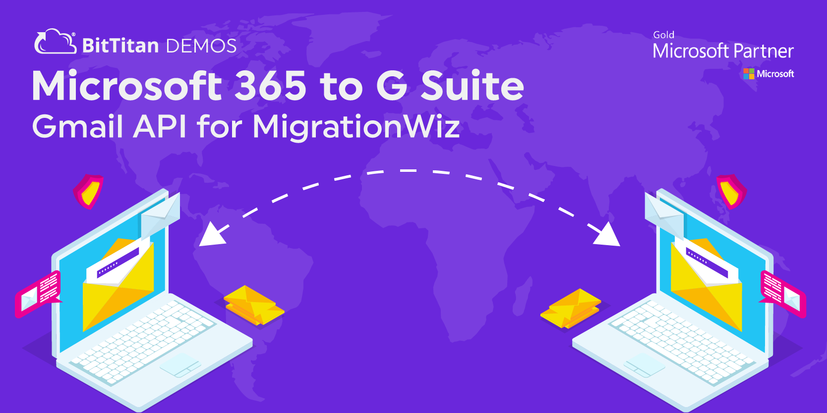 Microsoft 365 to G Suite: Gmail API for MigrationWiz