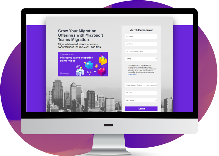 Demo | Microsoft Teams Migration with MigrationWiz
